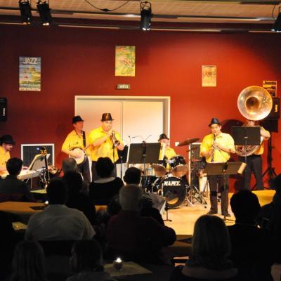 Cabaret Jazz 2013