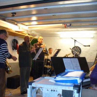 Première répétition 2009
