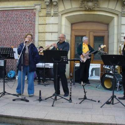 Fête de la musique à Saint Romain de Colbosc 2010