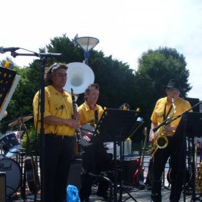 Fête de la musique à Fontaine la Mallet 2011