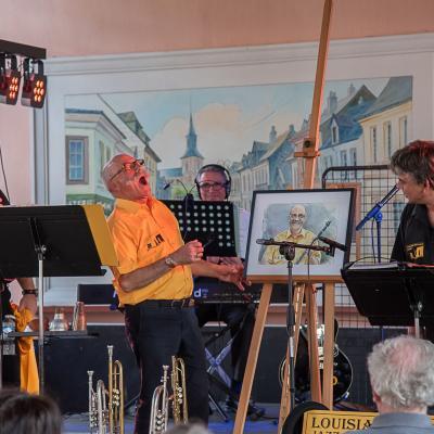 Cabaret Jazz Saint Romain de Colbosc 2019