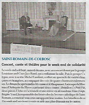 11eme soiree du secours catholique 250114 ph 1