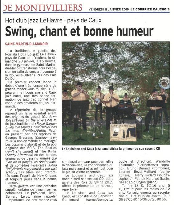 Articles de presse galette des rois du swing 11 01 19 cc 1