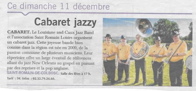 Dimanche lh cabaret jazz 111216