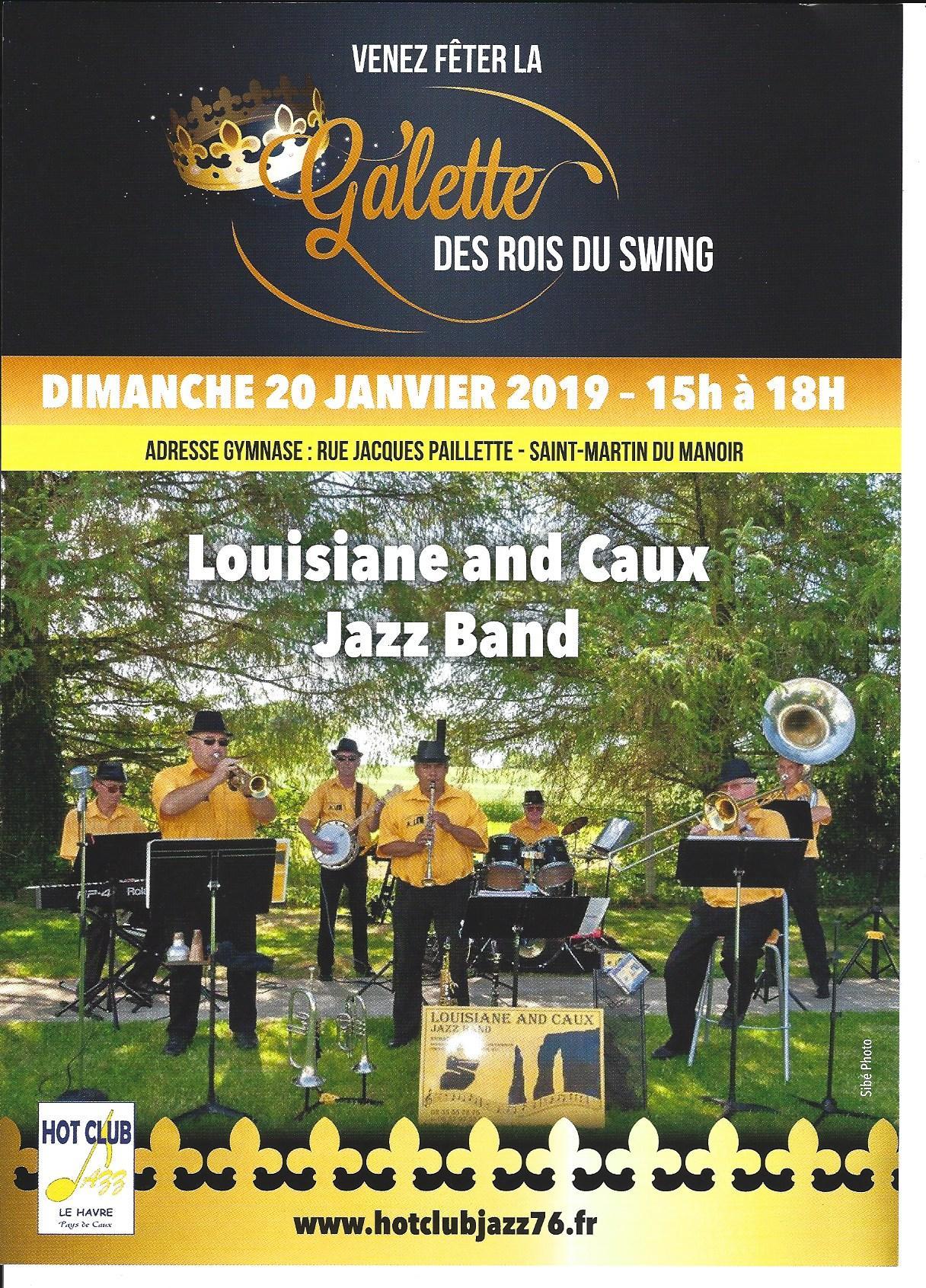 Flyer galette des rois hot club 20 01 19 verso