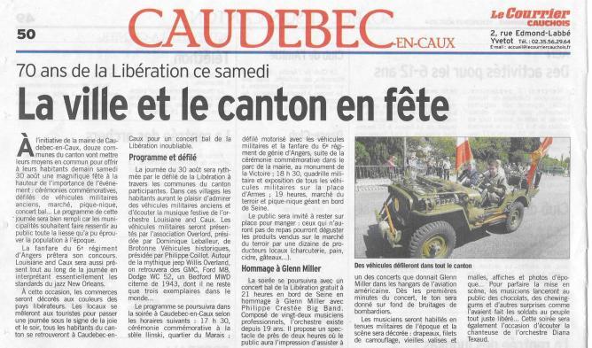 Liberation caudebec en caux 1